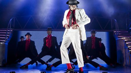 Thriller Live, coming to the Theatre Royal, Norwich from July 7 - 12.