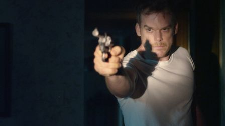 Michael C Hall, known for his award winning TV role in Dexter, as Richard Dane in Cold in July.