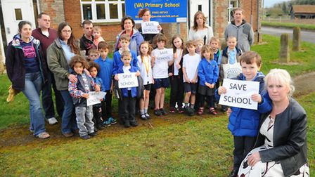 Changes to village schools can be traumatic for families: Eccles, Hargham and Wilby Primary school i