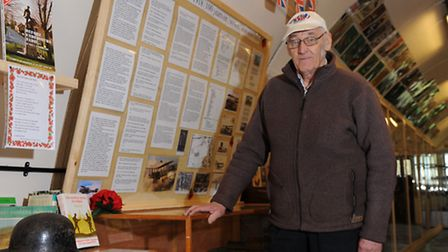 The 389th Bomb Group memorial museum in Hethel are holding a First World War exhibition in their new
