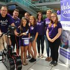 The team from Nelson's Journey hold an open day at The Forum.Picture by: Sonya Duncan