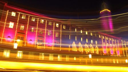 Norwich's City hall. Photograph your favourite Norwich building and send it to samuel.russell@archan