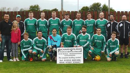 Watton United FC would like to thank former player Richard Spilman of Richard Spilman Building Contr