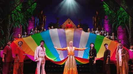 Joseph and the Amazing Technicolor Dreamcoat: The perennial family favourite is back at the Theatre