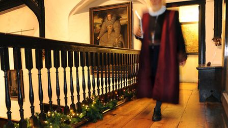 Strange things happening at Strangers Hall? Ghostly images as the Museum prepares for a charity Frig