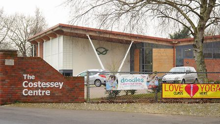 The Costessey Centre. Picture: DENISE BRADLEY