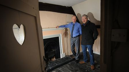 Work has begun on turning St Mary's House at The Assembly House into luxury bedrooms. Assembly House