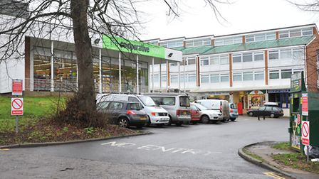 Some drivers using the Earlham House Shopping Centre have been caught out by charges for entering by