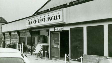 The Talk in Norwich when it was the 'Talk of East Anglia' night club