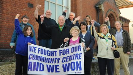 After three years of campaigning, Norwichs Silver Rooms were finally saved for the community.