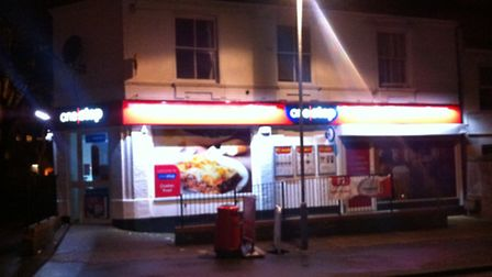 Police are investigating an armed robbery at One Stop, in Quebec Road, Norwich.