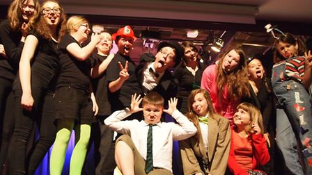 Loose Change Youth Theatre group