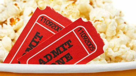 Bag yourself a pair of cinema tickets