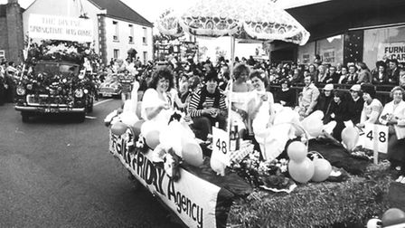 Lord Mayor's Procession. Date: 1978. Picture: EN Library