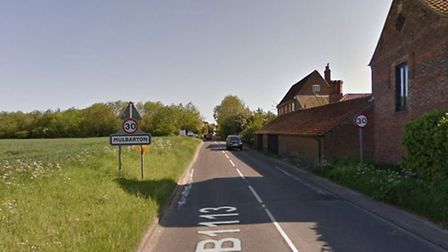 Mulbarton, image from Google Street View