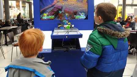 The Norwich Gaming Festival gets under way at the Forum. Picture: DENISE BRADLEY