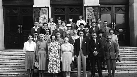Norwich, Staff of the HippodromeRequested credit: IMAGE COURTESY OF NORFOLK COUNTY COUNCIL LIBRARY A