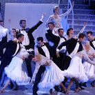 A scene from Puttin' On The Ritz, which was at Norwich Theatre Royal from September 29-October 4 201
