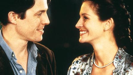 Notting Hill: Hugh Grant and Julia Roberts may have found bliss in the rom-com, but don't expect rea