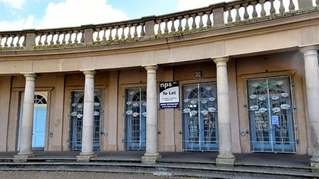 Eaton Park cafe closed.Picture: ANTONY KELLY