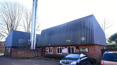 Russell Street Community Centre.Picture: ANTONY KELLY