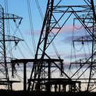 File photo dated 09/12/08 of electricity pylons near Edinburgh, as the UK faces an electricity suppl