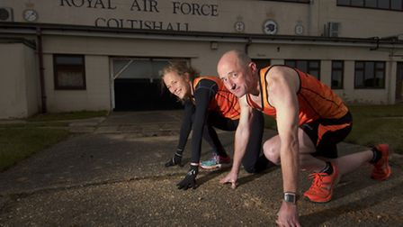 Coltishall Jaguars Running Club are moving onto the former RAF Coltishall airbase on the Scottow Bus
