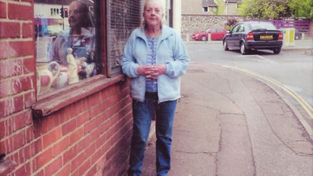 Lizabeth Davison, who had worked in Aladdin's Cave, in Hall Road for more than 20 years, died of a b