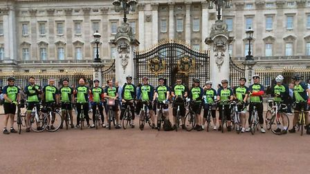 Two YMCA Norfolk colleagues are appealing for others to join them in a one-day 160km cycle ride chal