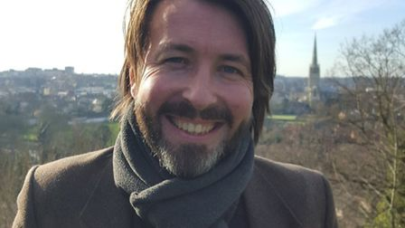 Ben Price, Green Party councillor. Pic: Submitted