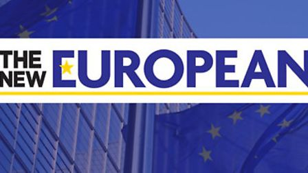 The New European launches on Friday.