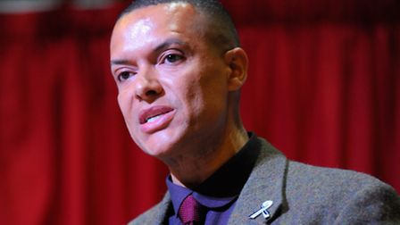 Norwich South Labour MP Clive Lewis. Photo: Steve Adams