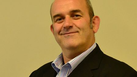 Stefan Gurney, Executive Director at Norwich BID. Photo: Submitted