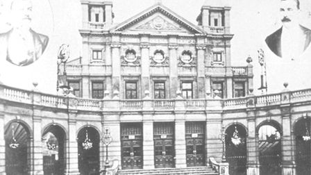 Built in 1903 as the Grand Opera House, the name was soon changed to the Hippodrome.