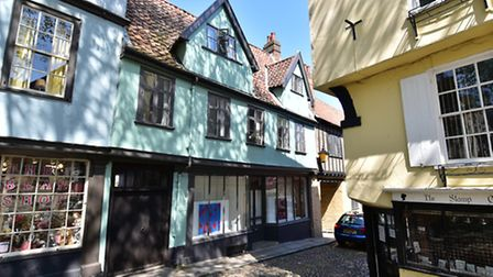 20, Elm Hill. Picture: ANTONY KELLY