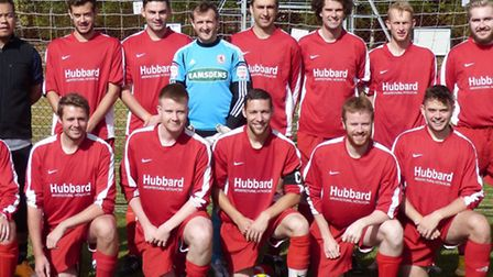 Norwich & District Sunday League side Constable Crusaders. Picture: CONSTABLE CRUSADERS