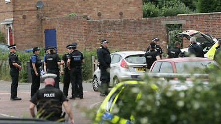 Armed Police were called to an address in Beverley Road, Earlham this morning, to deal with a incide