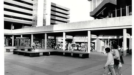 Can you remember how Anglia Square looked in the 1980s?