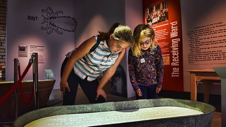 Voices from the Workhouse is a three-year Heritage Lottery Fund project, which has transformed the m