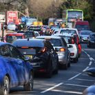 Traffic can be chaotic - but use your common sense. Picture: Library
