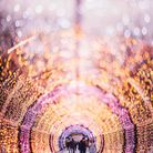 Tunnel of Light at the St Peter Mancroft church