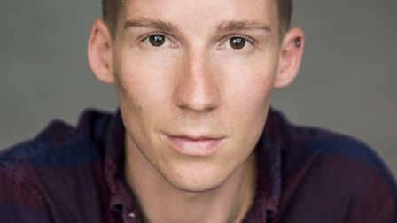 Photo of dancer and actor, Richard Leavey, currently performing in La Cage Aux Folles at Norwich The