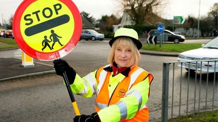 Thirty-eight patrols out of Norfolks 96 lollipop ladies and men had been at risk because of an attem