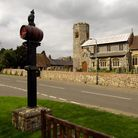 Speeding will cause a fatality in Old Catton, says Neville Yardy. Photo: Bill Smith.