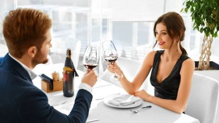 Valentine's Day diners are being urged to check food hygiene ratings. Stock Picture: Archant