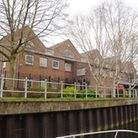 The City of Norwich viewed from the River Wensum. Norwich Magistrates Court. Picture: Denise Bradley