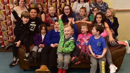 Mile Cross playscheme has recieved a grant from Comic Relief.PHOTO: Nick Butcher