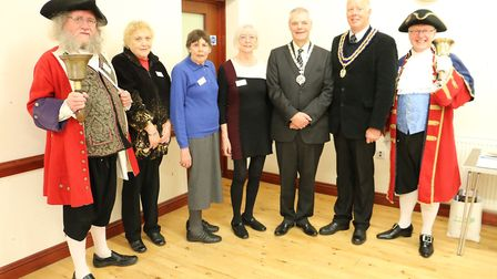 The Wymondham and Attleborough Talking Newspaper regional conference 2017. Picture: WYMONDHAM AND AT