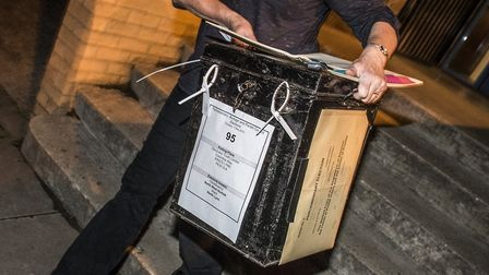 People will go to the polls for county council elections on May 4. Picture: Matthew Usher.
