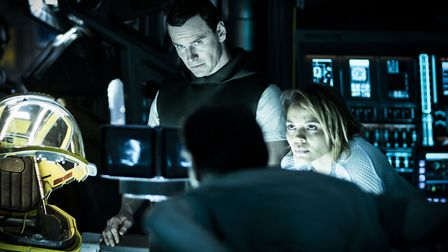 Footage from Alien: Covenant. Picture: PA/FOX UK